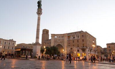 Lecce – die Stadt des Barocks