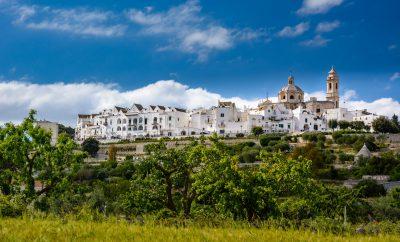 Locorotondo – die Stadt des Weines