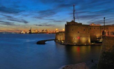 Taranto, die Stadt der zwei Meere